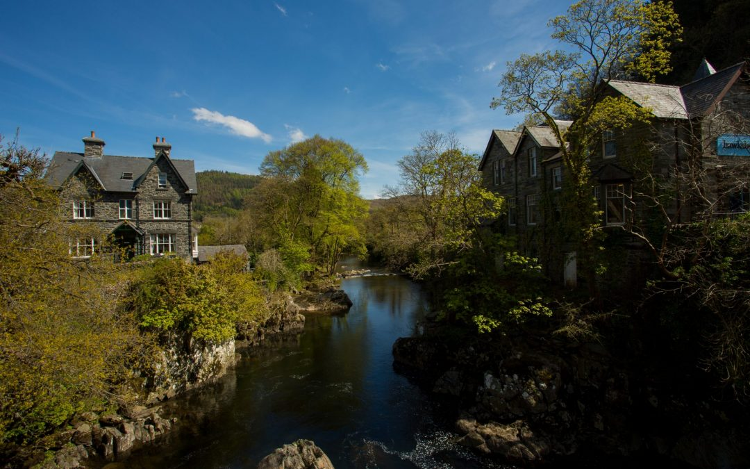 Summer at The Glan Aber & Betws Y Coed