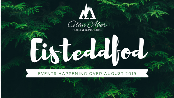 Eisteddfod comes to Glan Aber